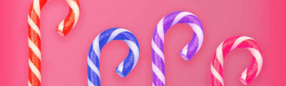 Personalised Candy Canes