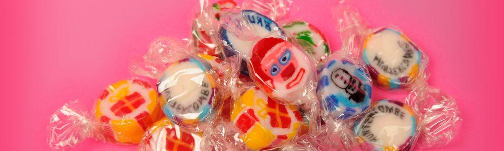 Personalised Rock Sweets