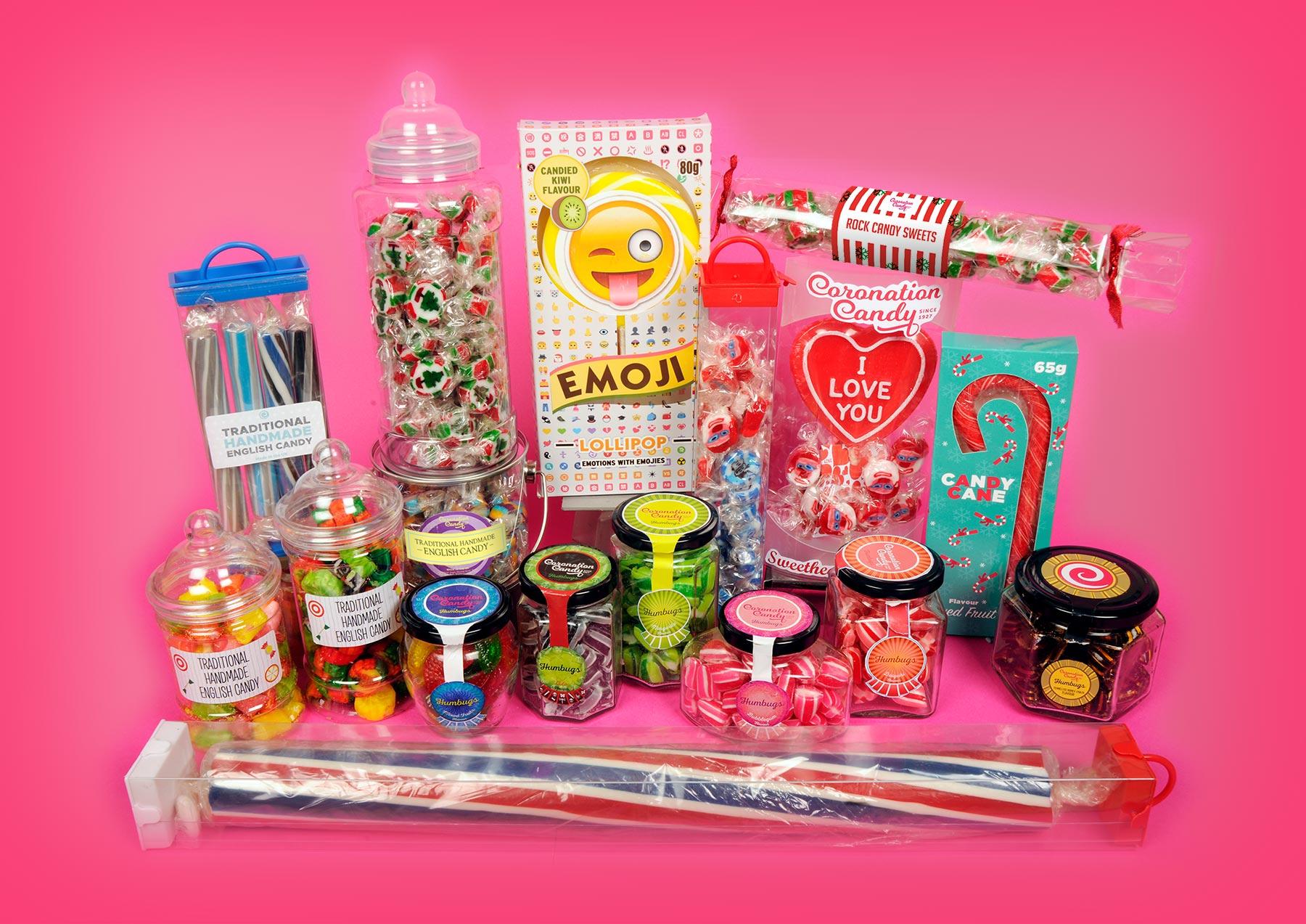 Bespoke Sweet Packaging